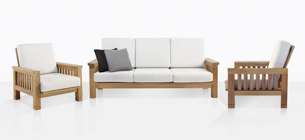 Raffles Teak Outdoor Furniture Collection Patio Sets Teak