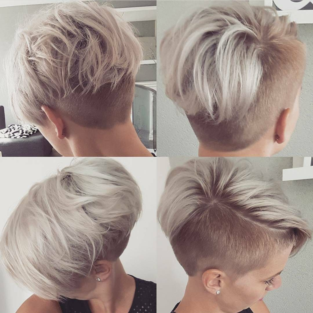 Pin by Shawnee Keglovits on Short haircut in 2019 ...