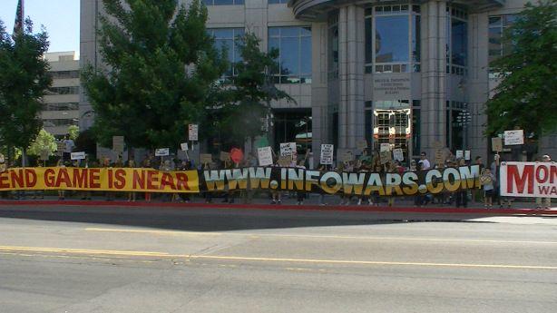 March Against Monsanto Reno Nevada Picture Video Reno
