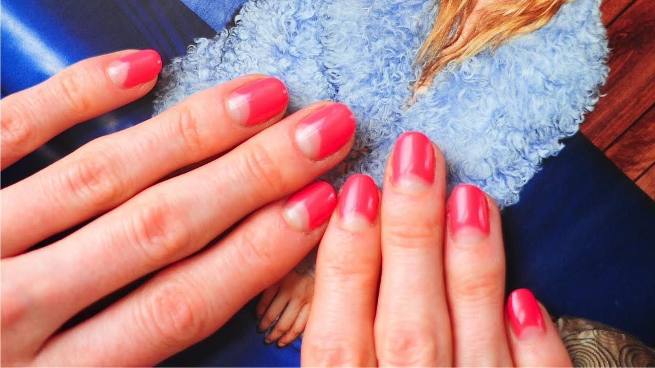 This is how to get Younger Looking Hands | Cuticle oil and Nail care
