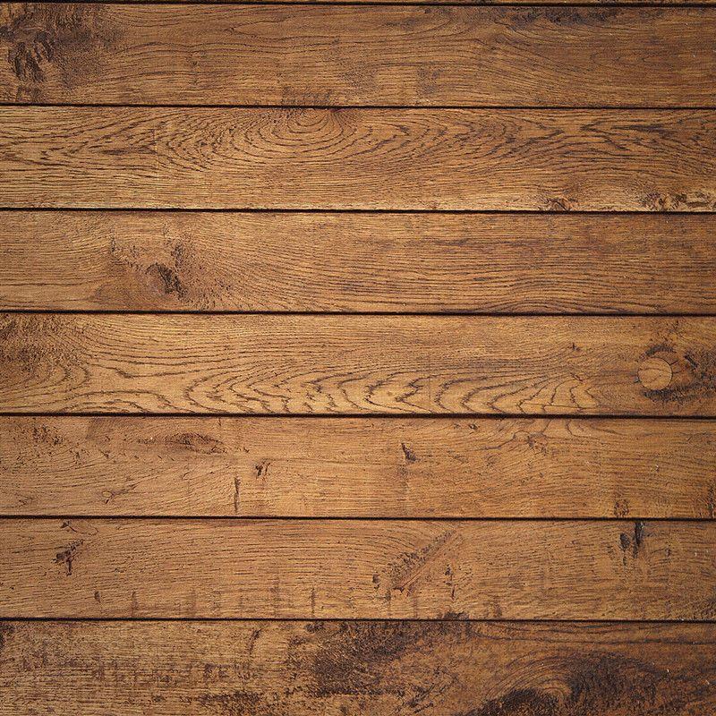 Wood Floor Thin Vinyl Photography Backdrop Background Studio Props