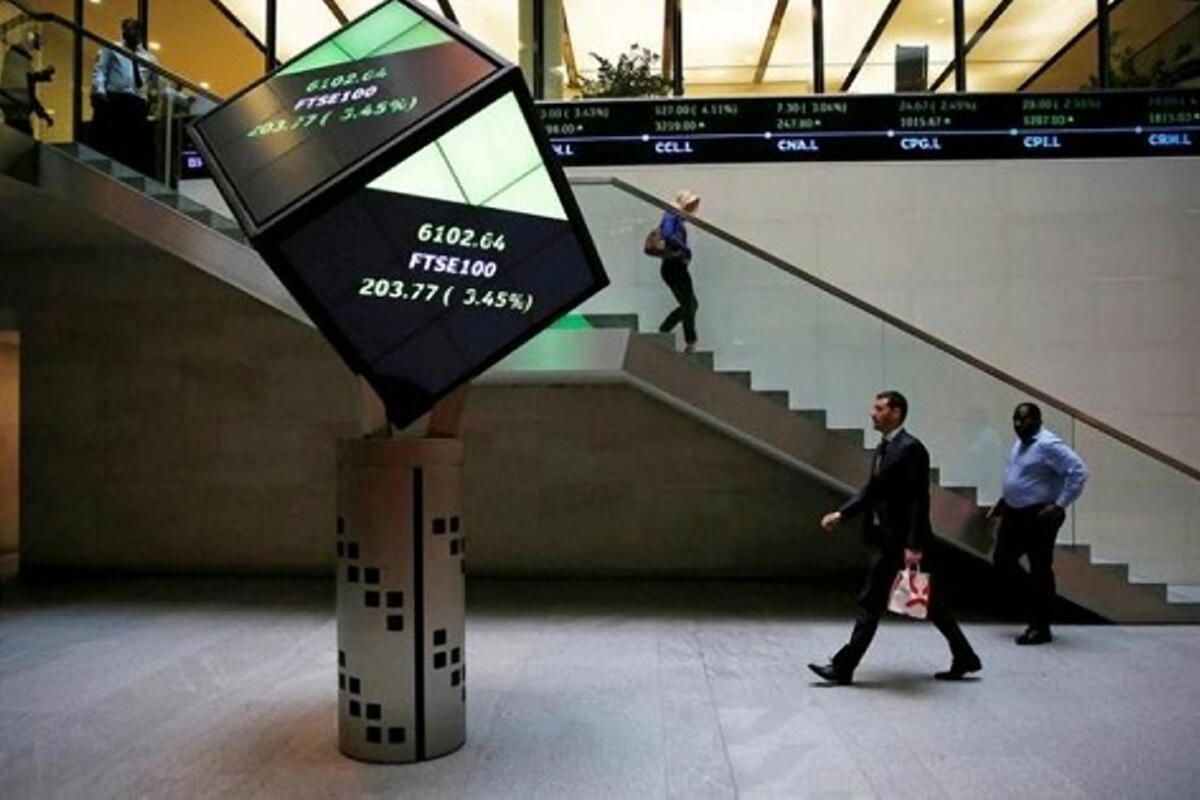 Stocks, Dollar Steady After TrumpLed Dip (With images