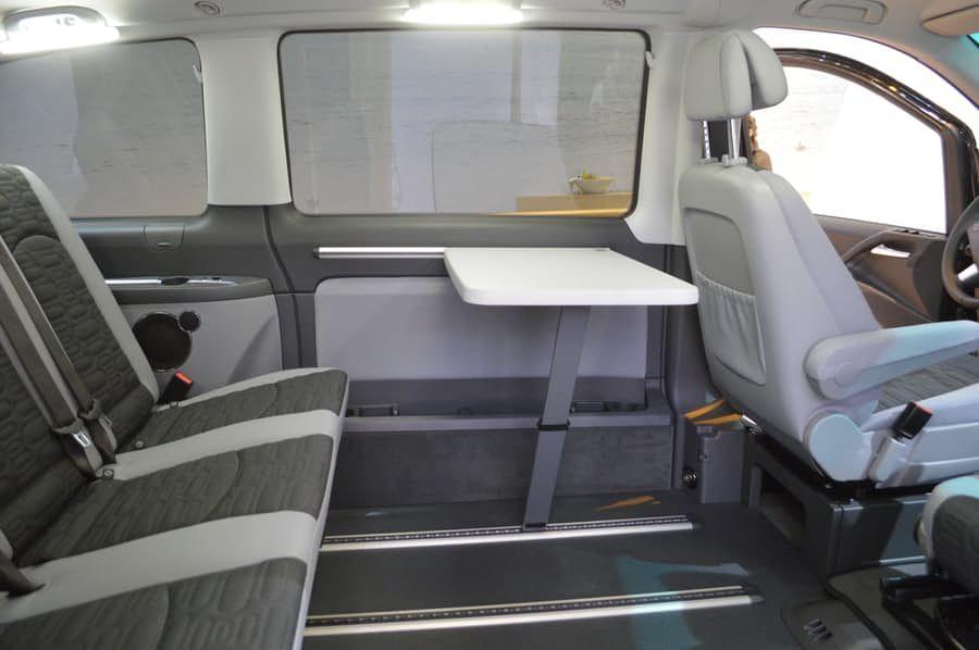 Mercedes serves up van campers in three flavors   Pinterest ...