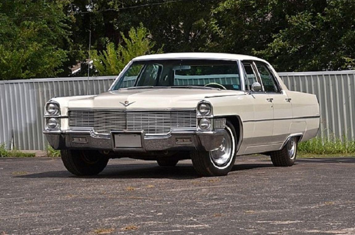 1965_Cadillac_SedanDeville4Door_429ci_340HP_V-8.jpg (1150×760) | Car ...