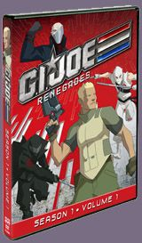 G I Joe Renegades Is The Latest Joe Series Taking Its Storytelling And Graphics To New Levels Season 1 Volume 1 Is Now On D Animation Seasons Cover Artwork