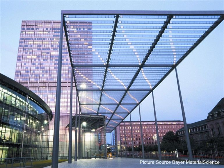 Polycarbonate Solid Sheet Makrolon Solid Sheet By Apa Group Canopy Architecture Canopy Design Wedding Canopy Outdoor