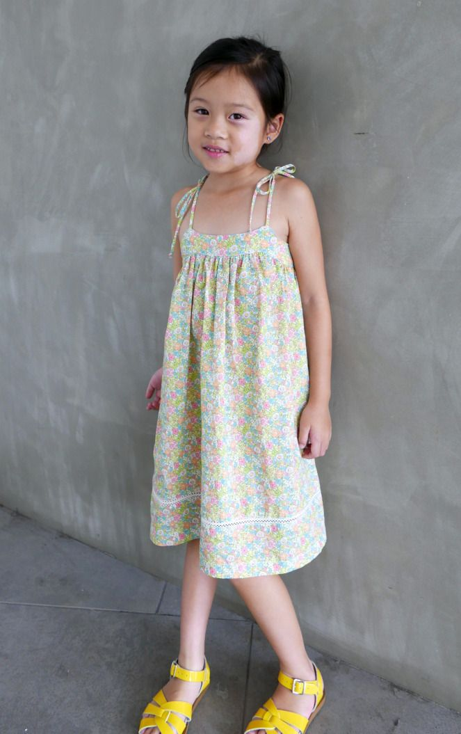 One Thimble Issue 14: Loli dress & LaLa skirt