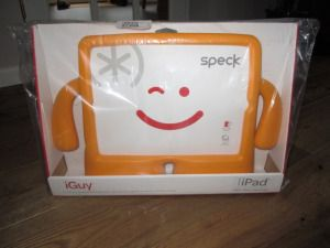 size 40 b39d5 d62ae Make your iPad todder-proof with this fun Speck iGuy case. This ...
