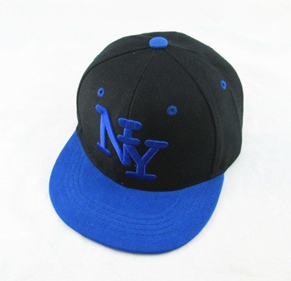 2015 Cayler Sons Children NY Letter Baseball Cap Kid Boys And Girls Bones Snapback  Hip Hop 52809a33341