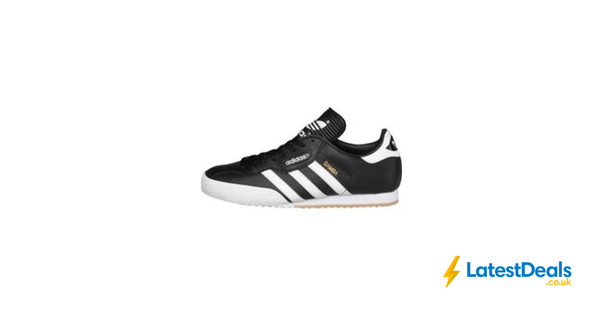 nice shoes purchase cheap factory outlet Adidas Originals Mens Samba Super Trainers Sizes 8 > 11 ...