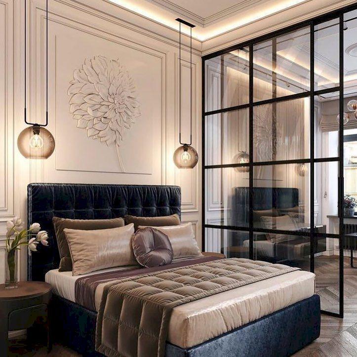 48 Impressive Classic Modern Bedroom Design Ideas Toboto Net Luxury Bedroom Furniture Classic Bedroom Modern Bedroom Design