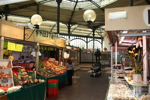 March St Quentin  Another Old Covered MarketA Slice Of Life Of