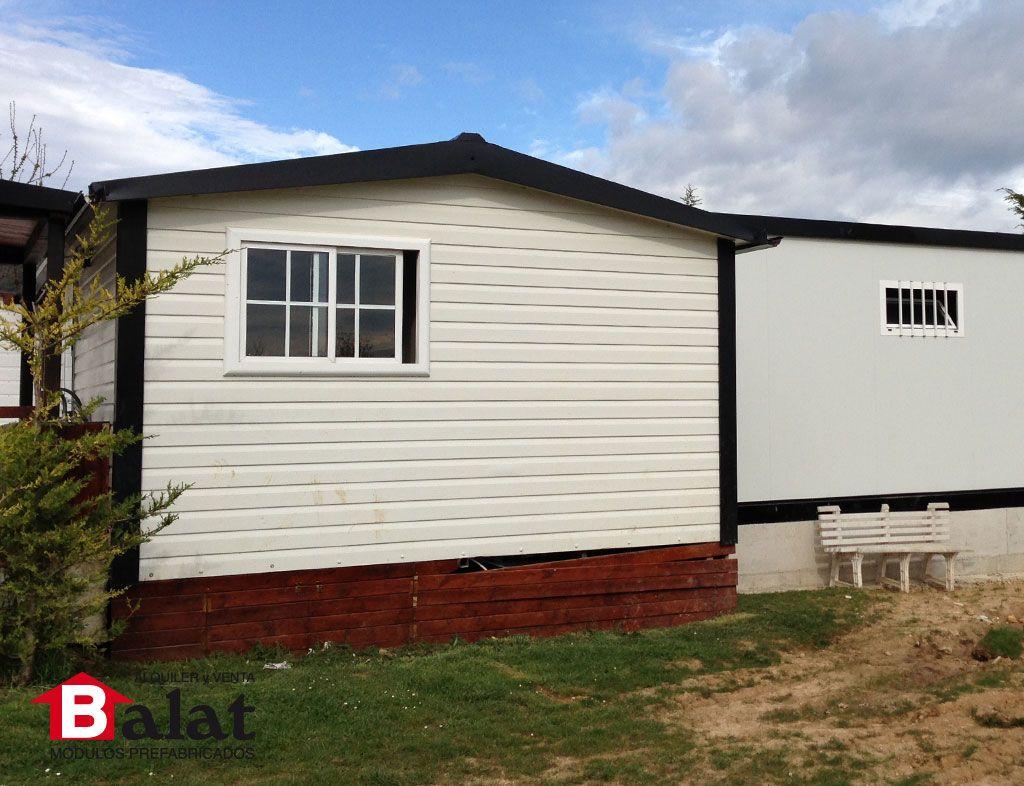 Casetas prefabricadas casas prefabricadas para camping caseta prefabricada m dulos - Balat modulos prefabricados ...