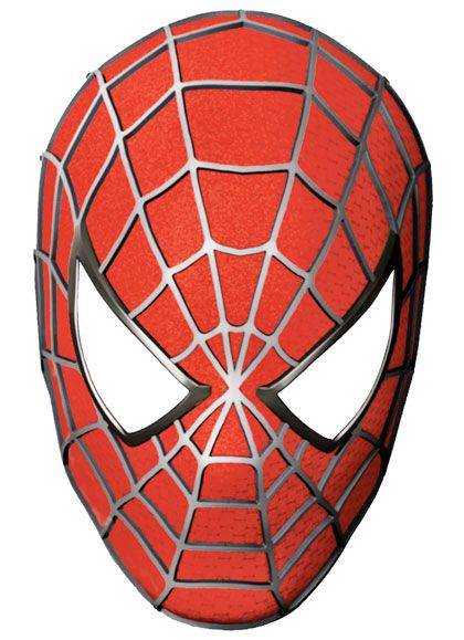 Maschere di supereroi fai da te da stampare per bambini for Stampe da colorare spiderman