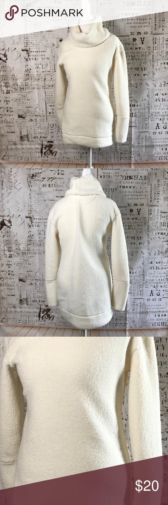 Beautiful Cotton Ball White Cowl-Neck Sweater | Cowl neck, Cozy ...