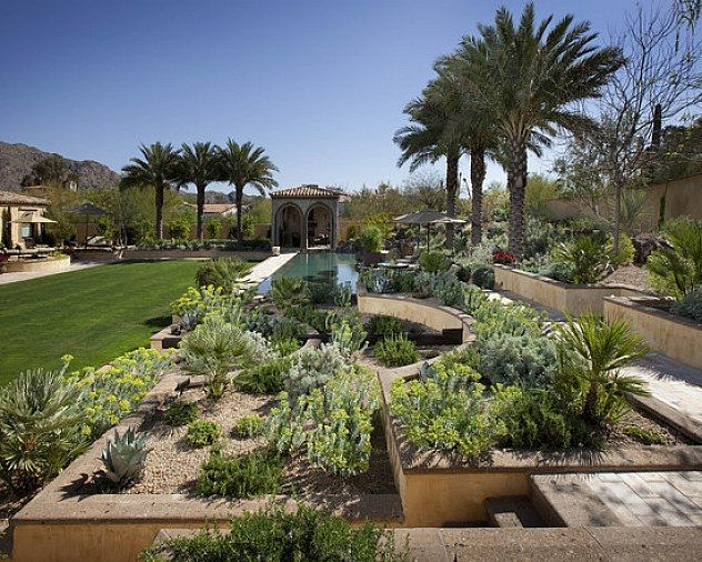 Desert Landscape Design Ideas awesome landscaping edging equipment 1000 Images About Beautiful Desert Landscape Ideas On Pinterest Desert Landscape Backyard Desert Landscape And Deserts