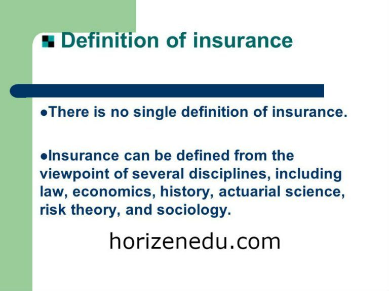 Insurance Definition By Authors Types Benefits For Employees