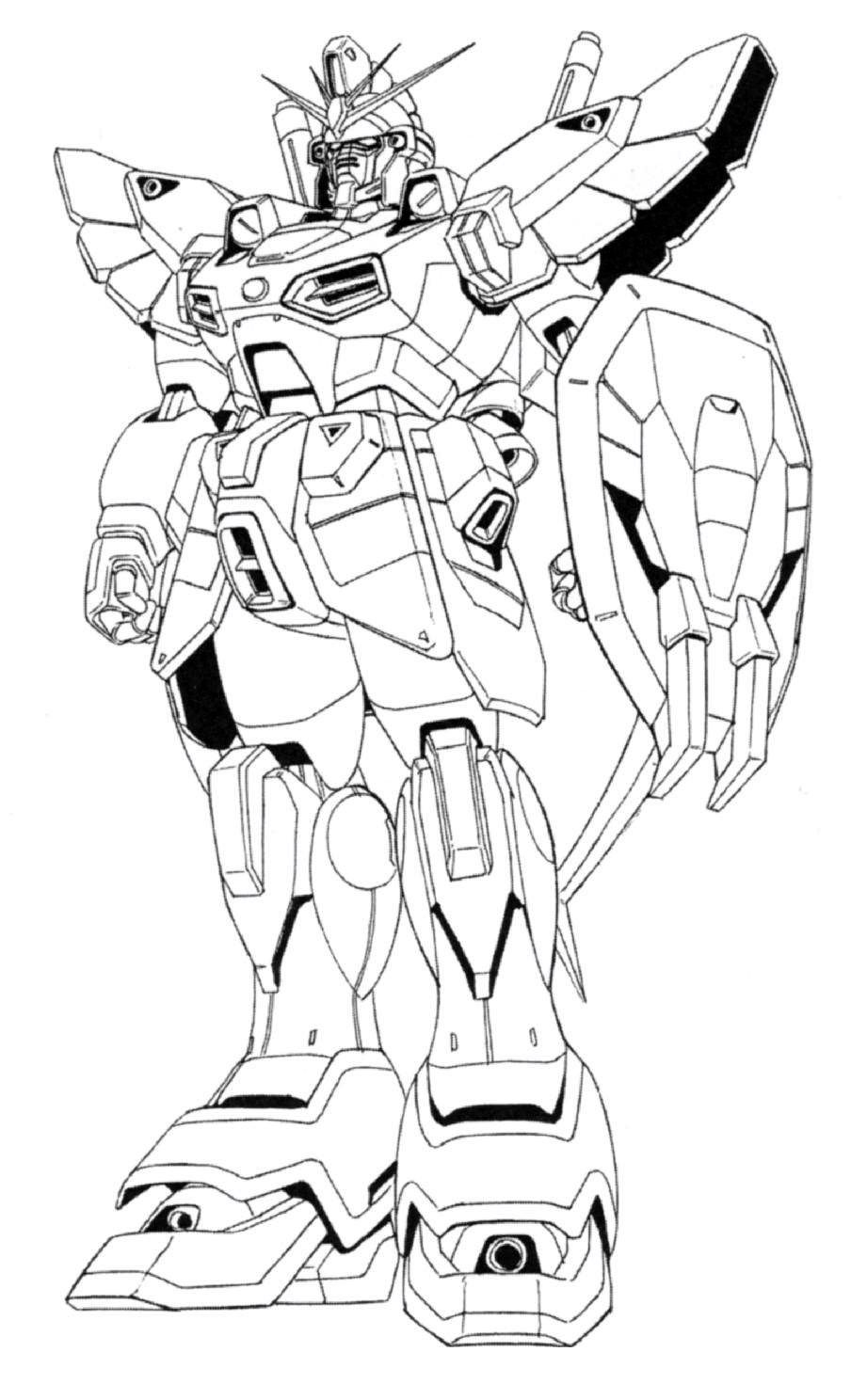 gundam coloring pages Sandrock | coloring pages | Pinterest | Coloring pages and Gundam gundam coloring pages