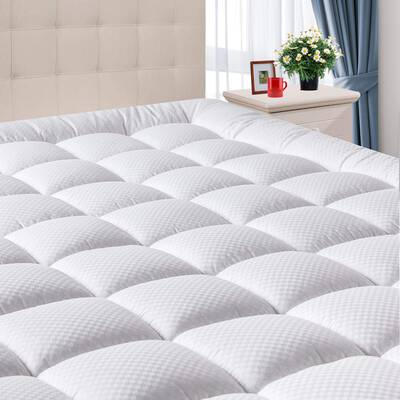 Top 10 Best Pillow Top Mattress Pads In 2020 Reviews In 2020 With