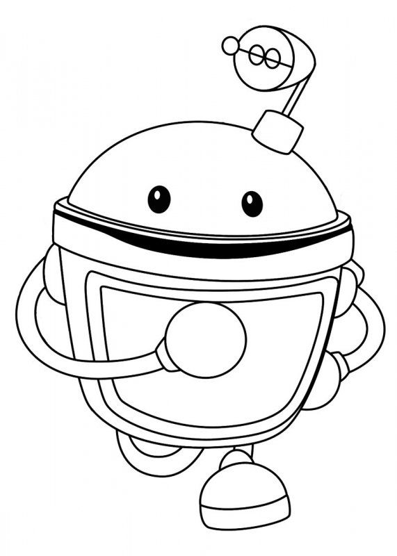 Team Umizoomi Coloring Pages (With images) | Super ...