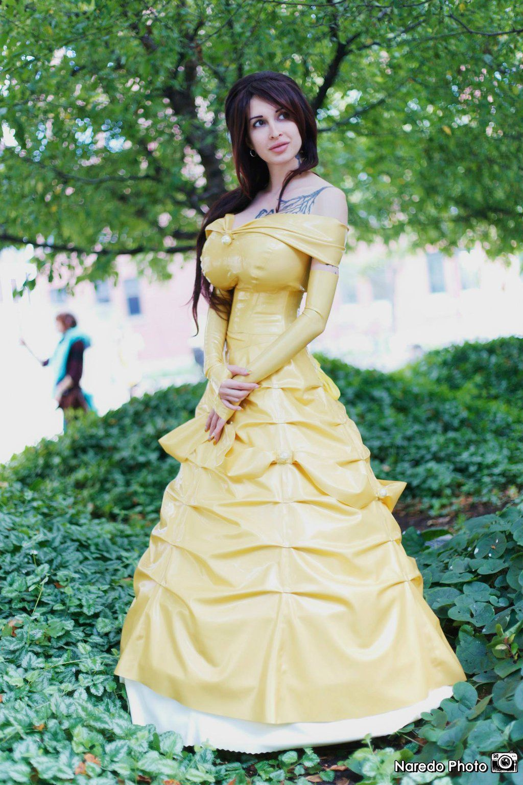 ariane saint amour cosplay Belle cosplay by Ariane Saint Amour.