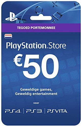 50 Playstation Store Gift Card Ps3 Ps4 Ps Vita Digital Code See