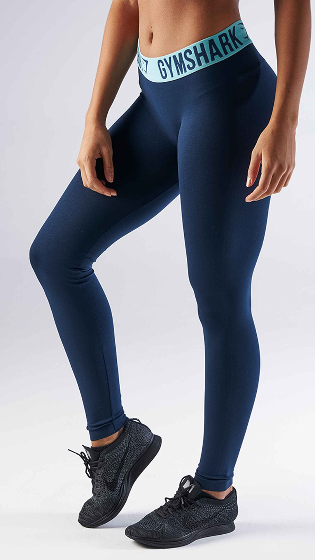 0fd5285dcc510 The Gymshark Fit Leggings are your new favourite leggings. A simple design  available in stylish seasonal colours, made with soft fabrics for a  stretchy, ...