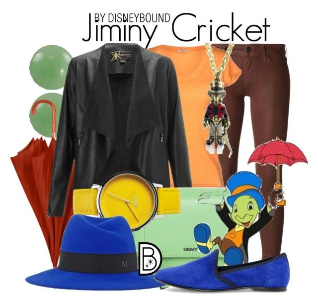 Jiminy Cricket Disney Bound Fashion Disney Outfits Disneybound
