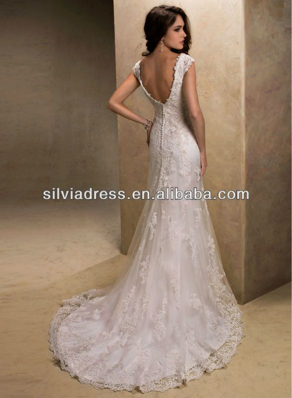 Robe de mariee sur mesure turquie