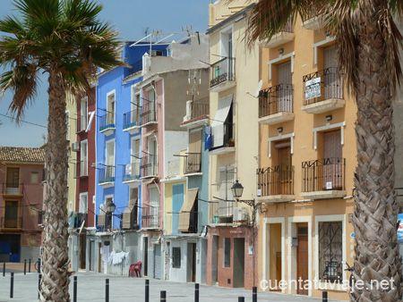 Barrio marinero de Villajoyosa