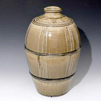 Mike Dodd floor vase