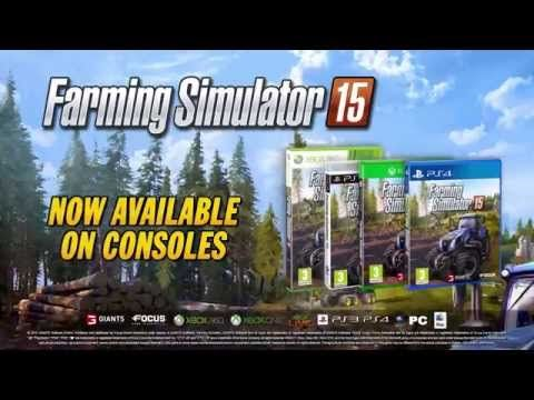 Farming Simulator 15 is out today…check out the launch trailer! | TheXboxHub