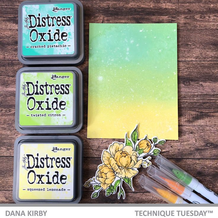 Hi Friends of Technique Tuesday! I am so happy to welcome the very talented Dana Kirby to our blog today. She is sharing a gorgeous card she made with the Fresh Peonies stamps and matching dies. I know you'll appreciate how Dana shares all the marker colors and ink colors so you can make fabulous cards like hers!