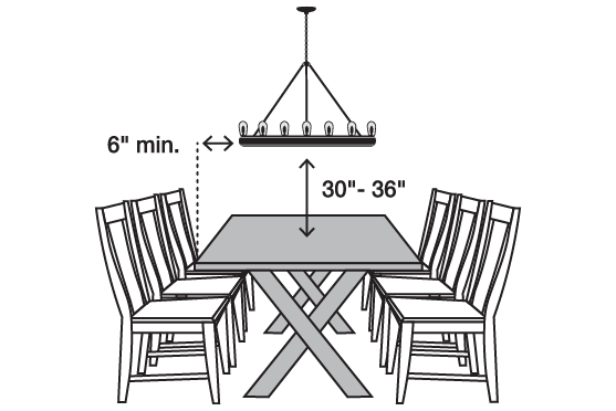 Ceiling Fixture Tips Over A Dining Table Lights Over Dining Table Kitchen Lighting Over Table Dining Table Lighting