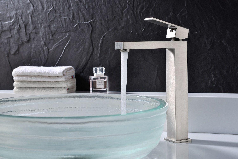 ANZZI Enti Series L-AZ096BN Bathroom Faucet | Bathroom Faucets ...