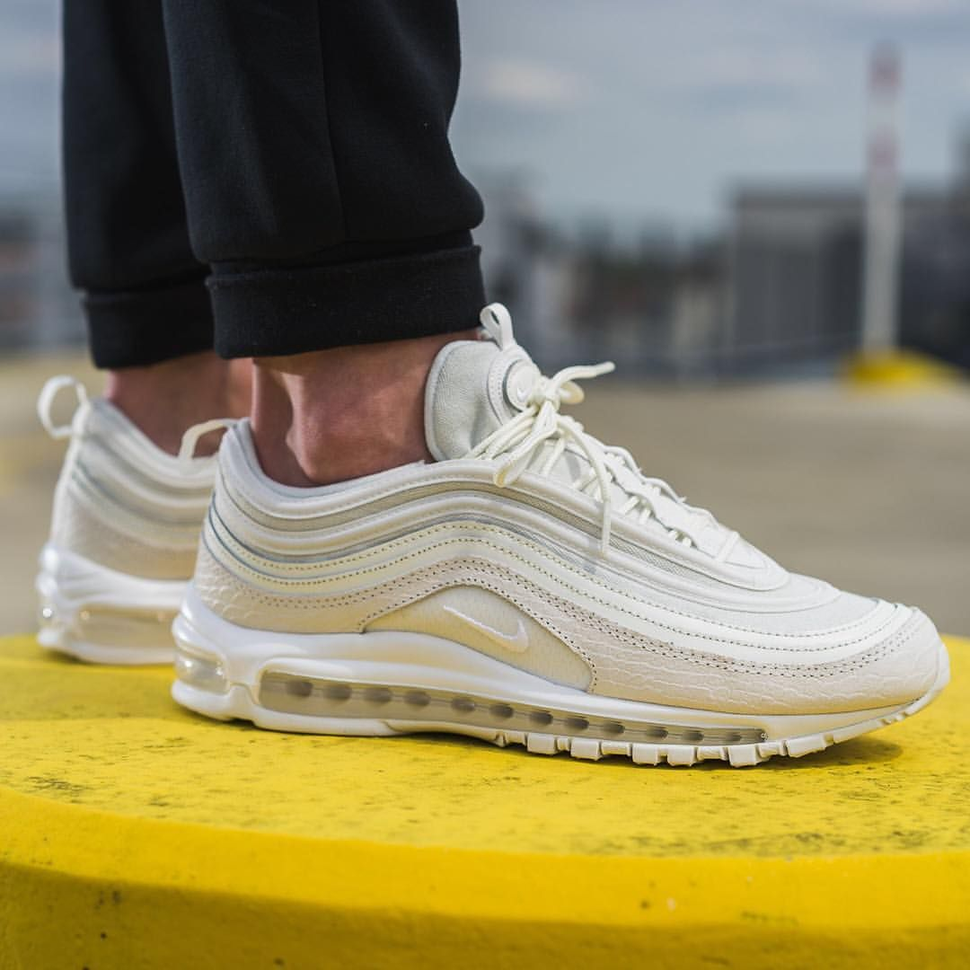 An On-Feet Look at the Nike Air Max 97