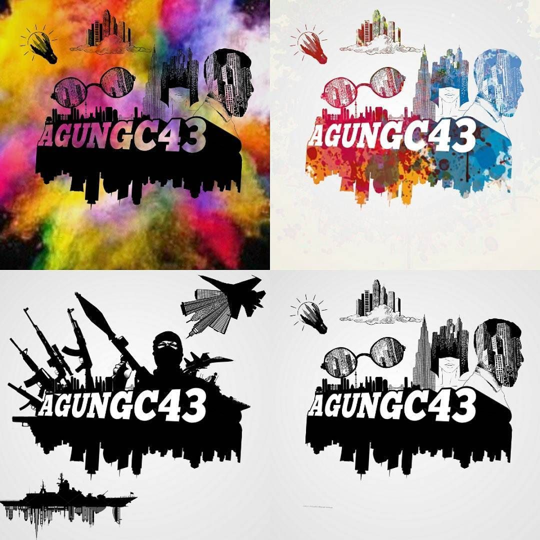 By @agungc43 #pixellab #picsart #town #shilouette #design #gun #ak47 #m4a1 #dragonov #sniper #rifle #mp5 #handgun #battleship #airforce #rainbow #name #tag #edit #logo #indonesia #jakarta #picsaypro by unknown.404_