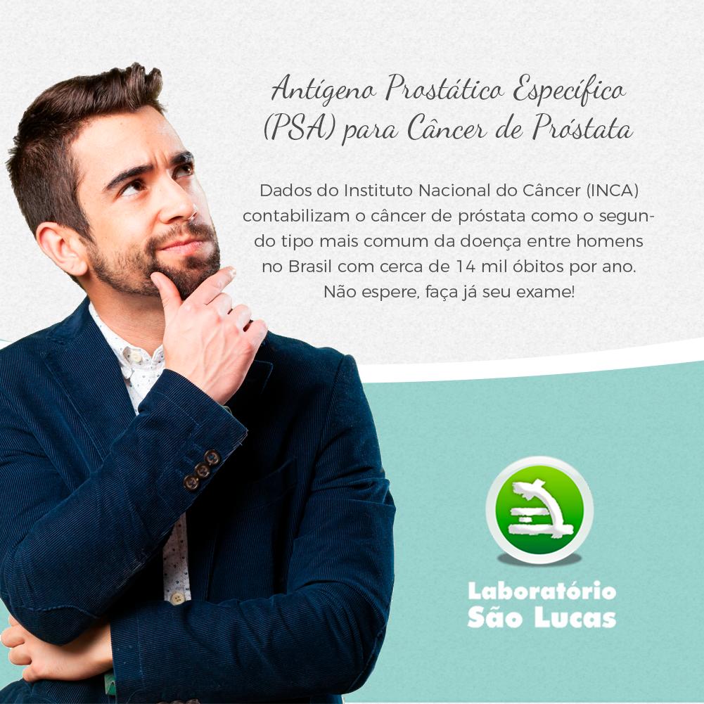 antigeno prostatico especifico livre