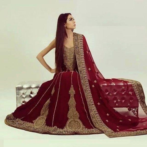 Bridal-Lehenga-Designs-2014-for-Girls-002-600x600 | Pakistani ...
