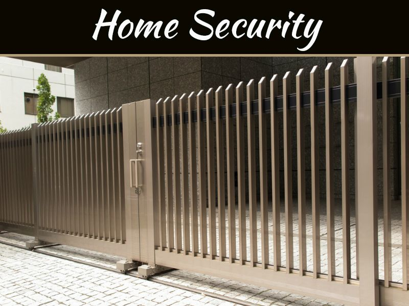 Types Of Automated Sliding Gates For Your Home My Decorative Steel Security Doors Gate Designs Modern Sliding Gate