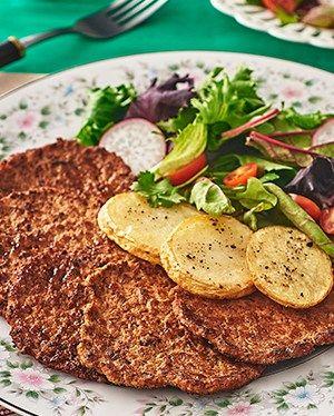 Cocina Vital | Pacholas Con Ensalada Tradicional Famosos Y Cocinas