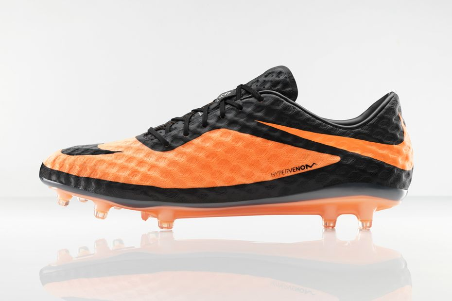 Nike Unveils The Hypervenom Boot With Images Football Boots Latest Football Boots Soccer Boots