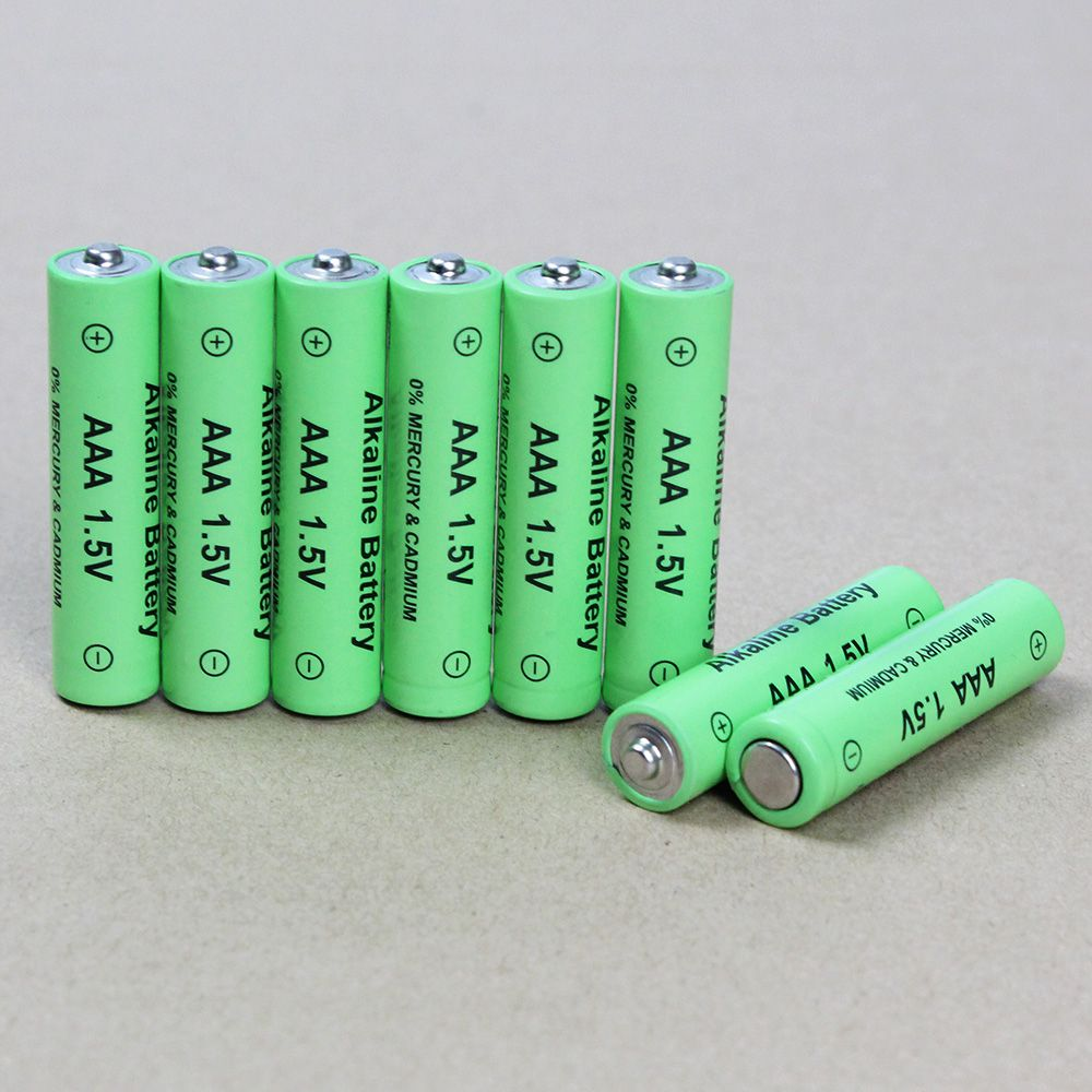 8pcs Lot Aaa Battery 1 5v Alkaline Aaa Rechargeable Batteries For Remote Control Toy Cameras Free Shipp Rechargeable Batteries Toy Camera Recondition Batteries