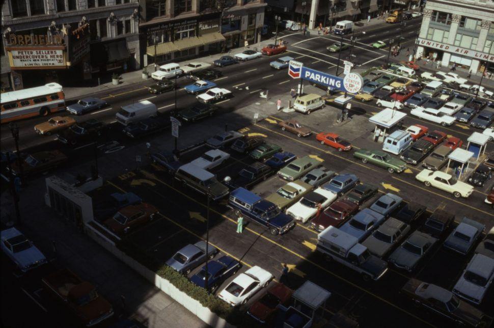 Portland, Oregon, 1975 | Old Cars | Portland, Oregon