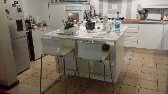 Ikea cucine trasformare uno scaffale ikea in un isola per la cucina cucine casas modulares - Scaffale per cucina ...