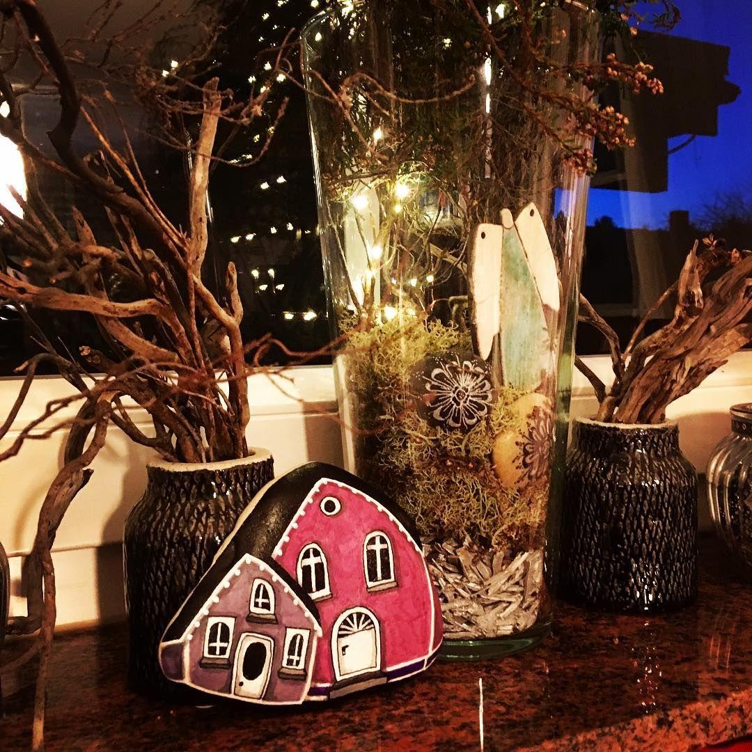 Alles Mitbringsel aus Dänemark... #decoration #fensterdeko #danishstyle #relaxing