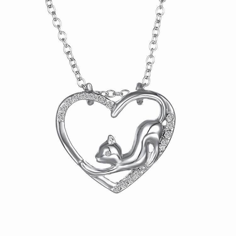 Cat Theme Necklaces