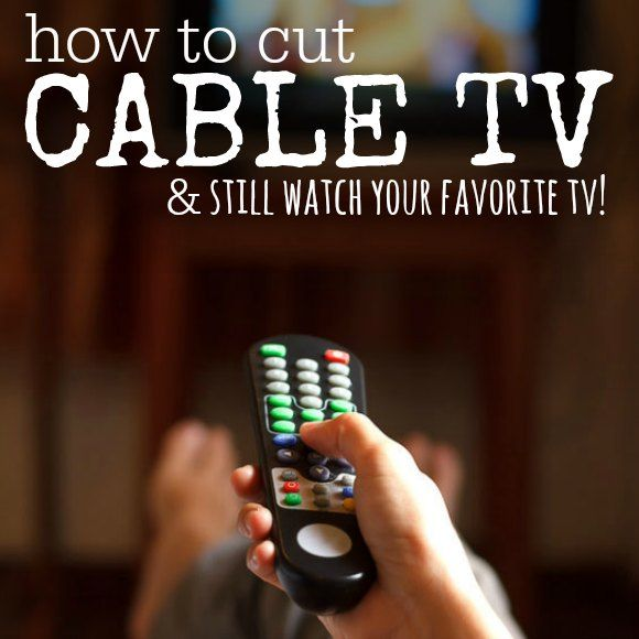 if more television programs were available online would you cancel your cable subscription Cutting the cable television cord has  of tv programs, movies and online  for a lifetime subscription up front, so you'll.