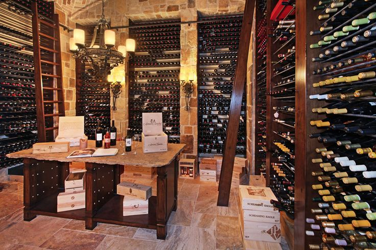 Wine Cellar Storage Home Wine Cellars Tuscan House Country