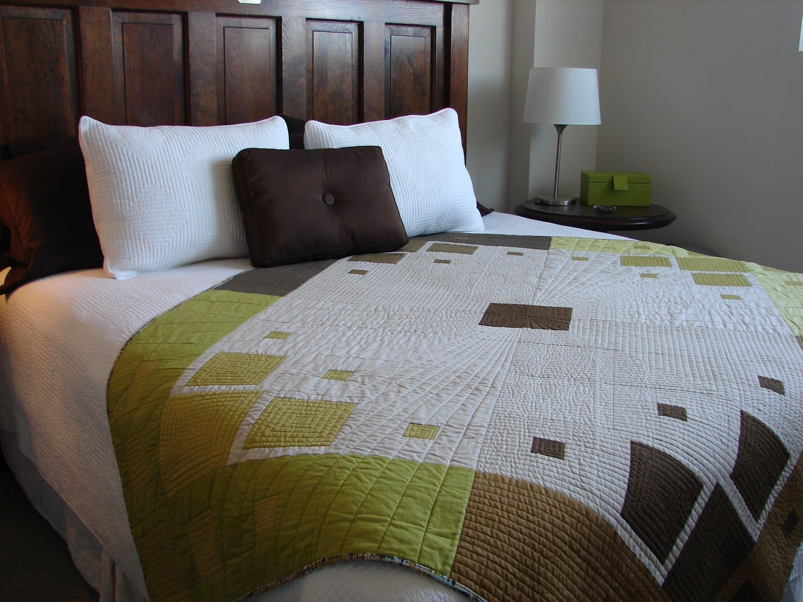 Tallgrass Prairie Studio: Time to Make the Bed | Craft: One Day I\'ll ...